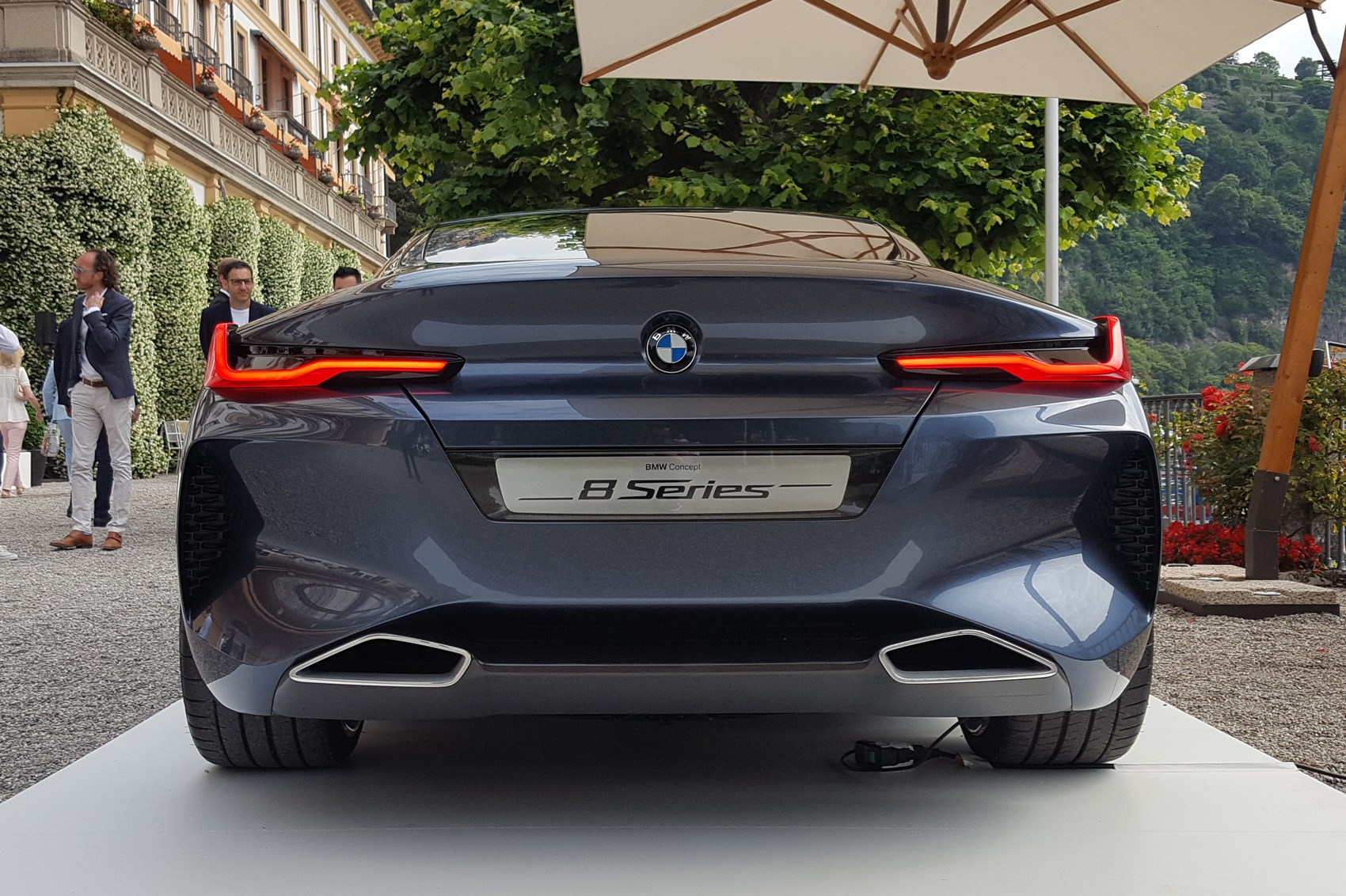 It's back! BMW Concept 8-series previews new plush coupe ...