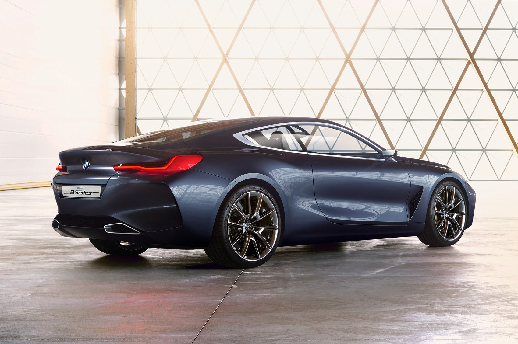 it s back bmw concept 8 series previews new plush coupe by car magazine. Black Bedroom Furniture Sets. Home Design Ideas