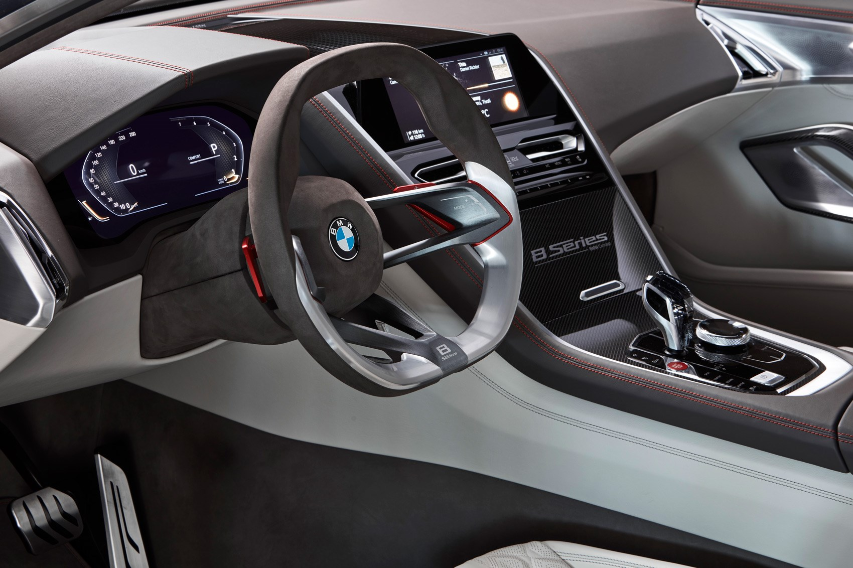 It S Back Bmw Concept 8 Series Previews New Plush Coupe