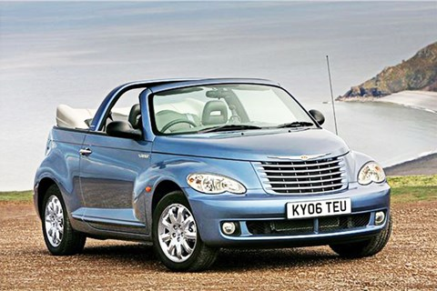 Chrysler PT Cruiser-Cabriolet