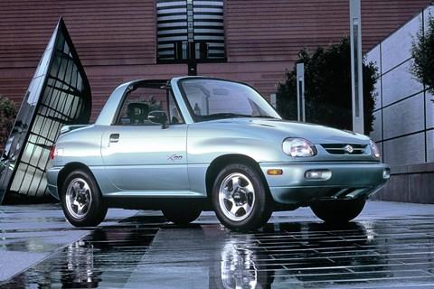 Suzuki X-90