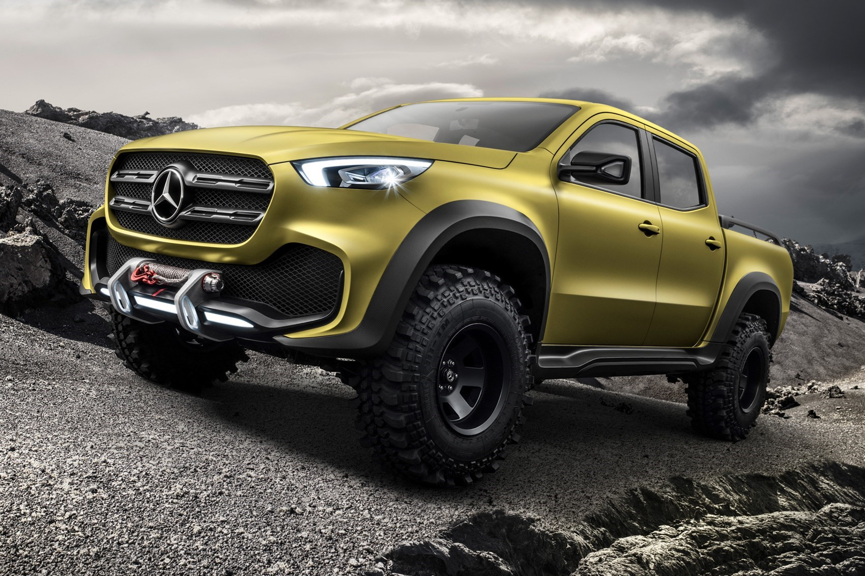 Mercedes Benz X Class Car Magazine