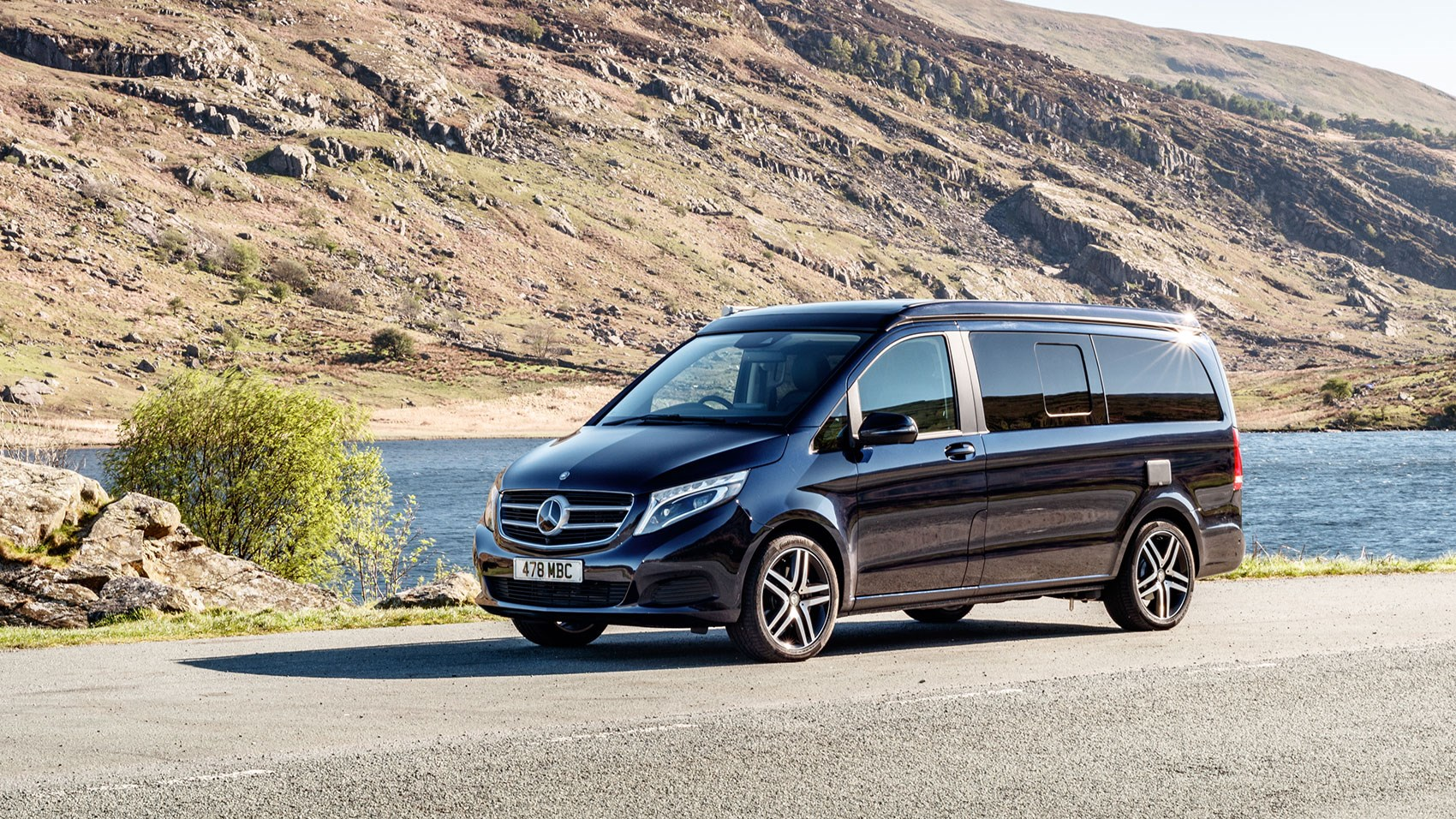 mercedes benz v class marco polo 2017 review by car magazine. Black Bedroom Furniture Sets. Home Design Ideas