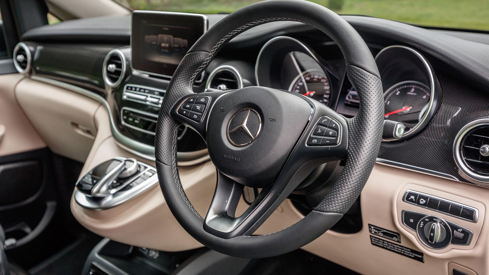 mercedes benz v class marco polo 2017 review car magazine. Black Bedroom Furniture Sets. Home Design Ideas