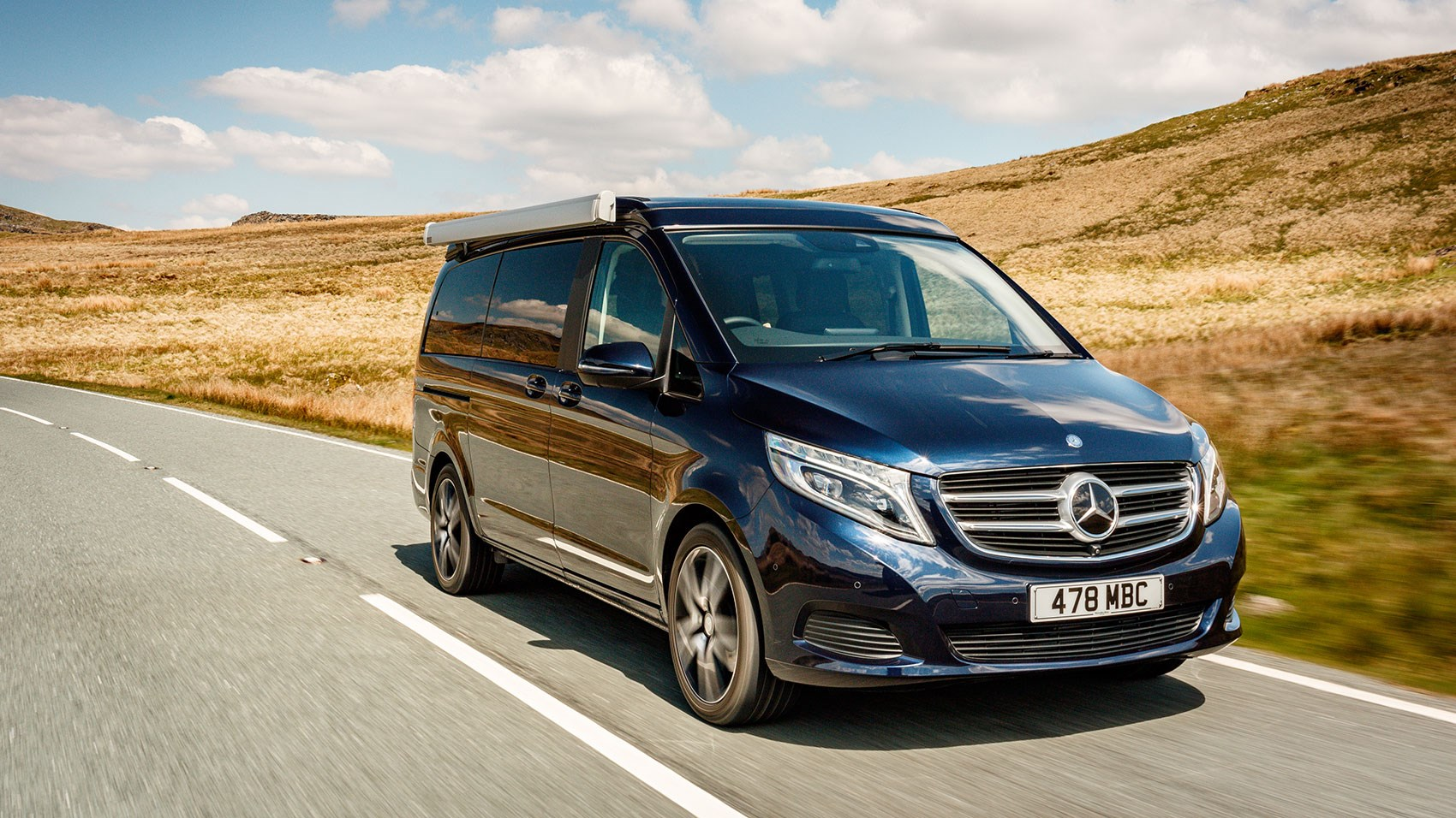 mercedes benz v class marco polo 2017 review car magazine