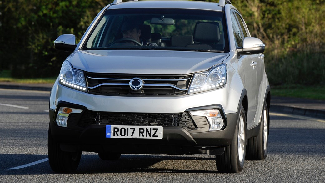 SsangYong Korando (2017) review | CAR Magazine