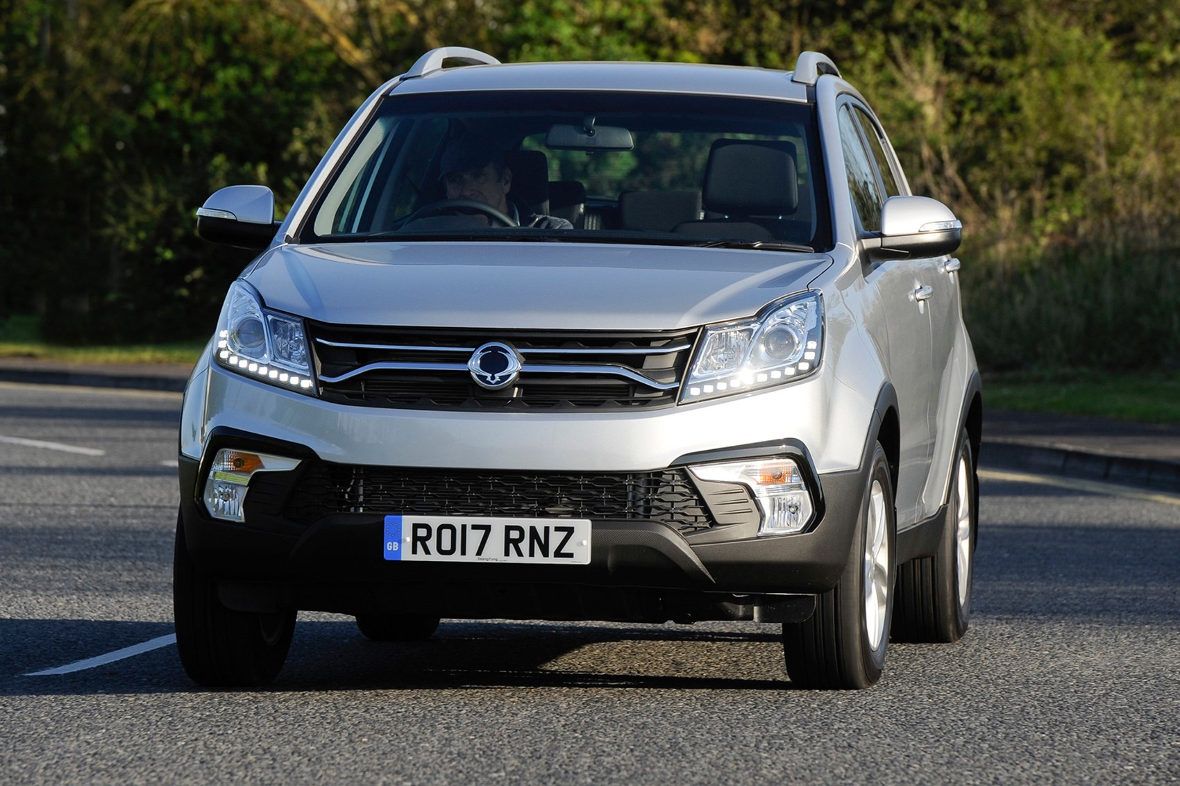 SsangYong Korando (2017) review by CAR Magazine