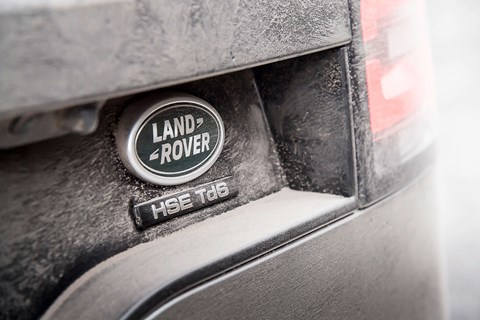 Land Rover Discovery HSE Luxury spec