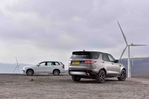 Premium SUVs comparison test review by CAR magazine