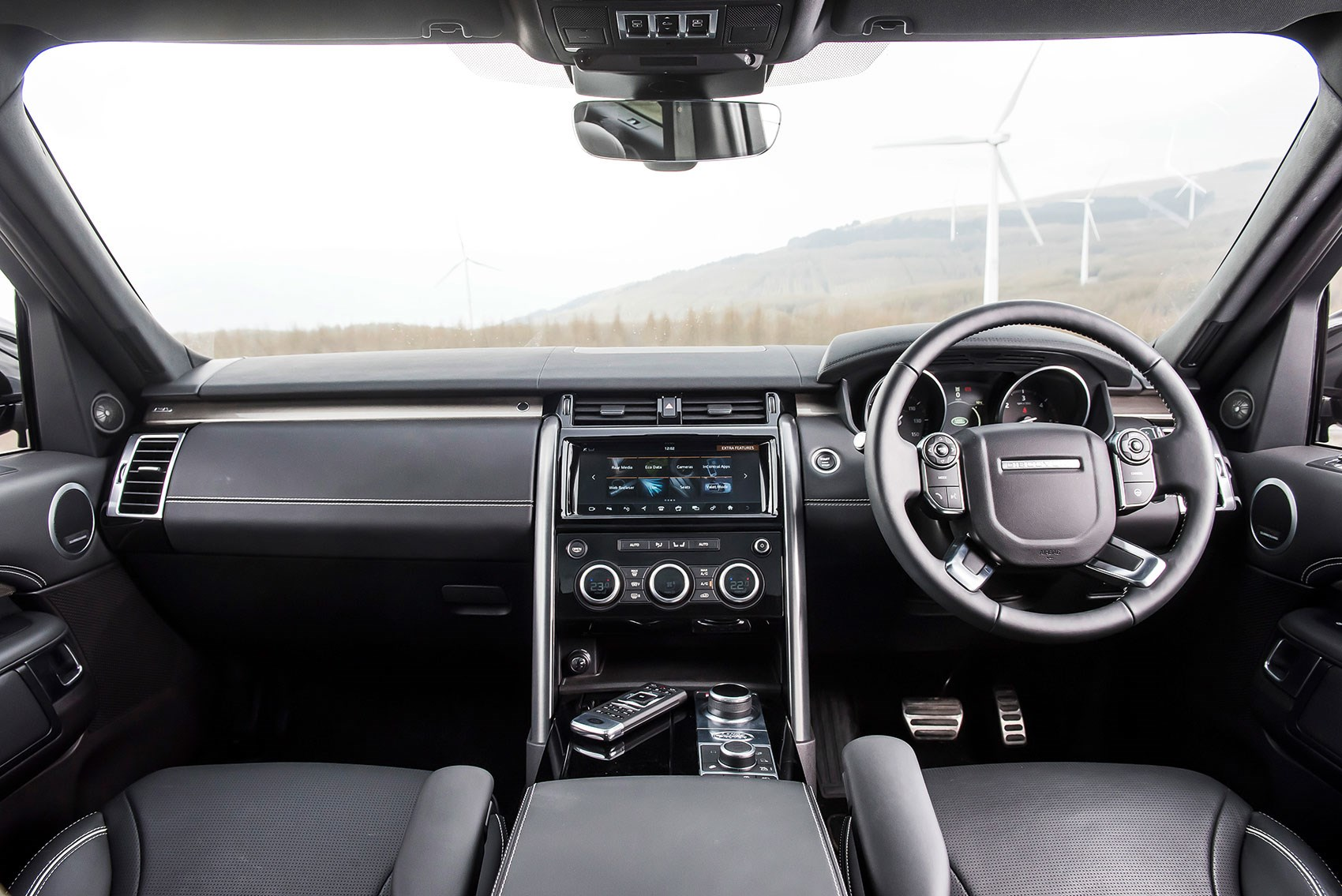 100 Land Rover Discovery Interior 2017 2017 Land Rover Discovery 5 Redesign Auto List