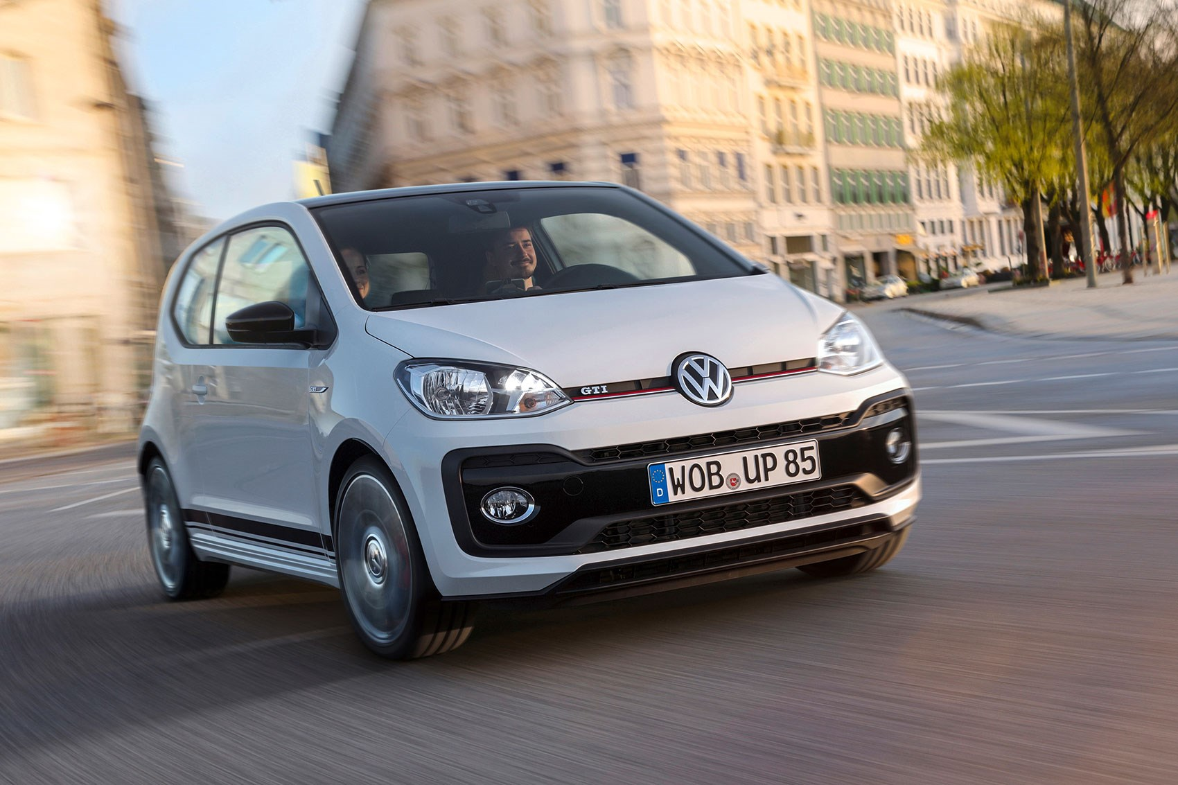 vw up gti price revealed and it 39 s cheaper than you 39 d expect car magazine. Black Bedroom Furniture Sets. Home Design Ideas