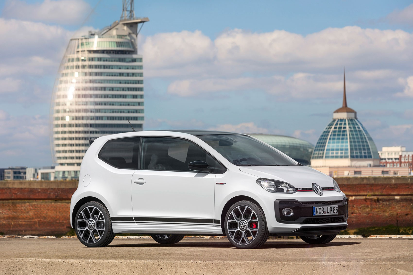 113bhp Turbo For New Volkswagen Up Gti Warm Hatch The 2017 Vw
