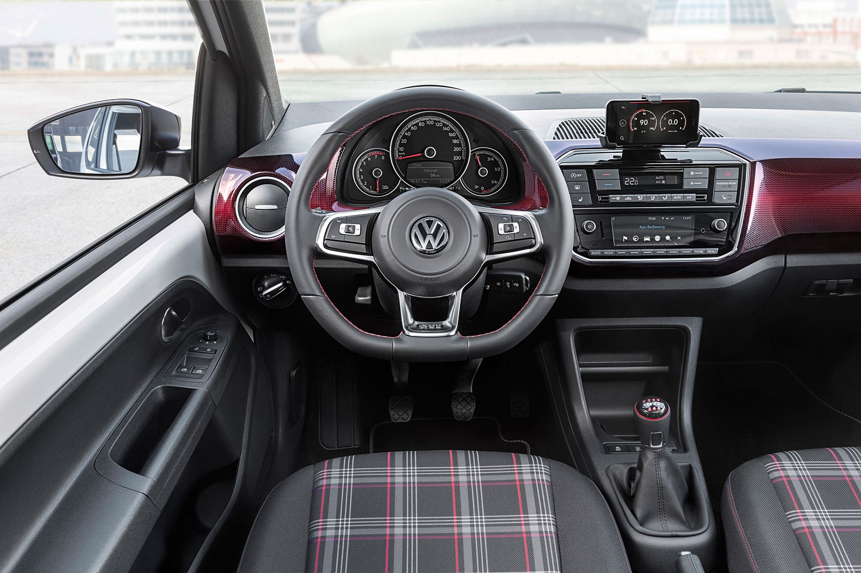 vw up gti price revealed and it 39 s cheaper than you 39 d expect by car magazine. Black Bedroom Furniture Sets. Home Design Ideas