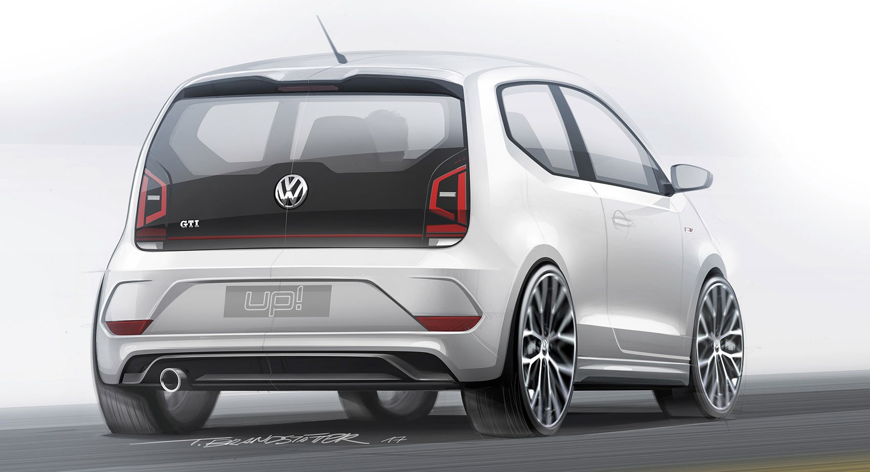 vw up gti price revealed and it 39 s cheaper than you 39 d. Black Bedroom Furniture Sets. Home Design Ideas