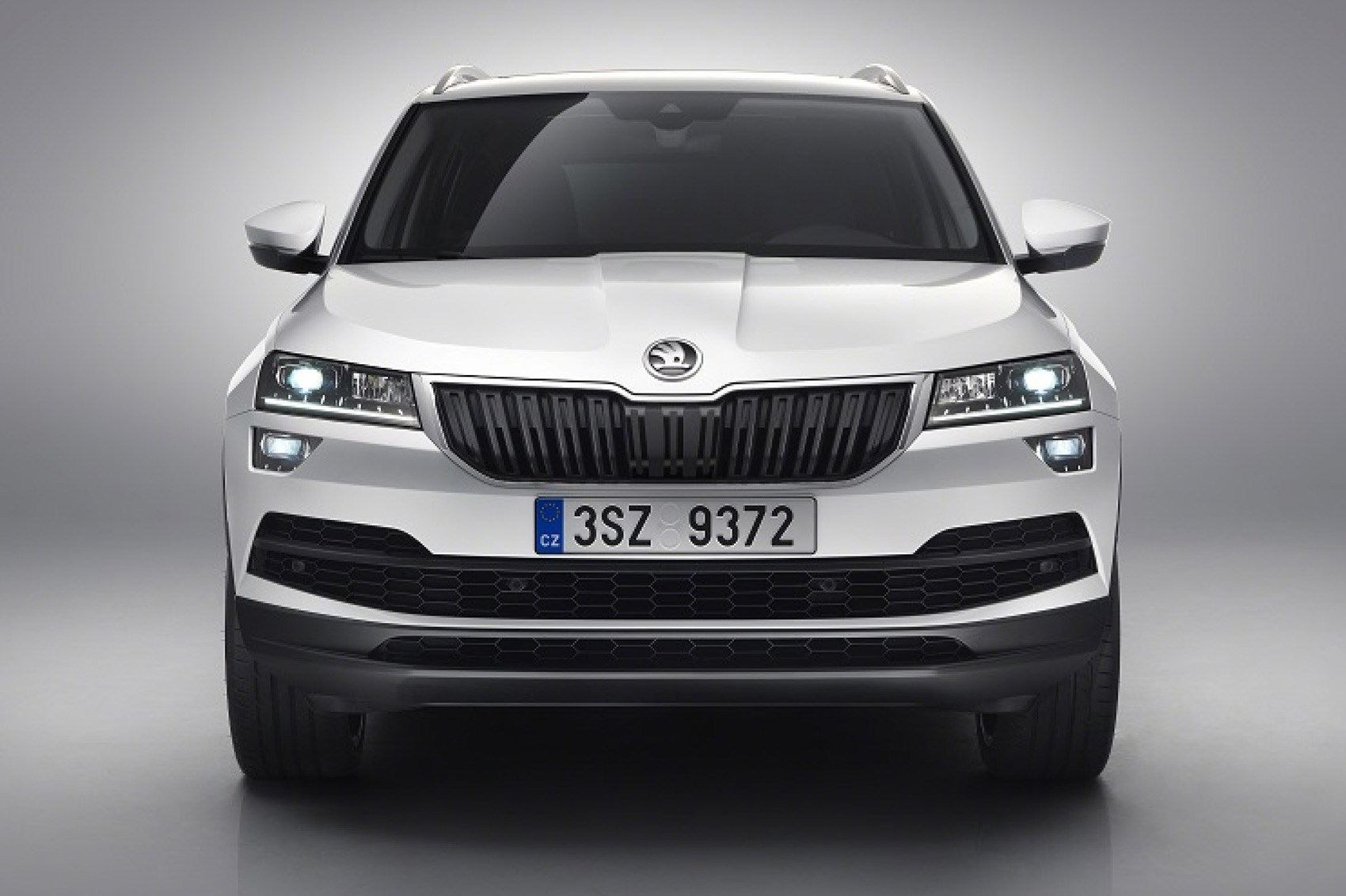 it 39 s the skoda karoq suv new yeti replacement revealed in. Black Bedroom Furniture Sets. Home Design Ideas