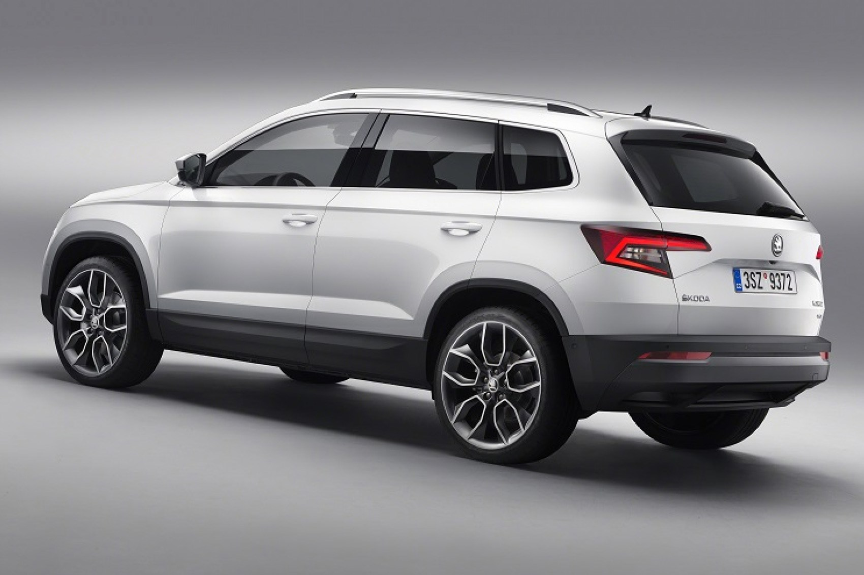 it 39 s the skoda karoq suv new yeti replacement revealed in full by car magazine. Black Bedroom Furniture Sets. Home Design Ideas