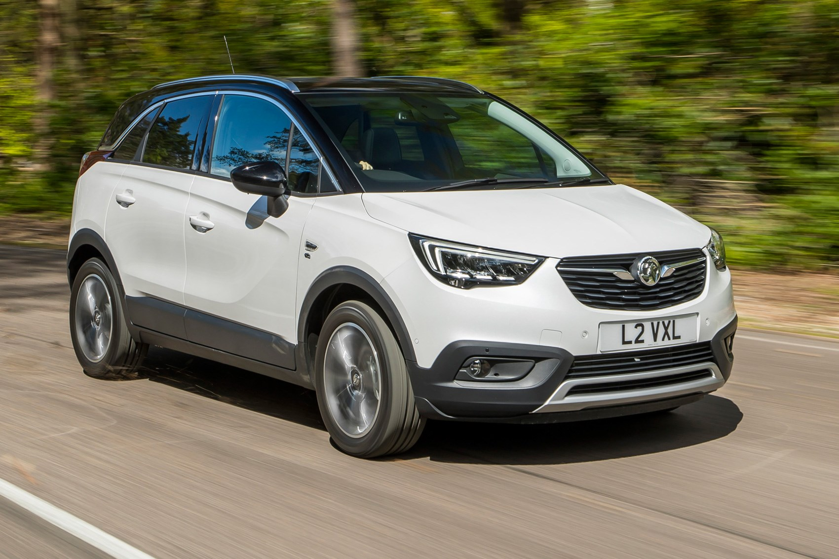 Vauxhall Crossland X (2017) review | CAR Magazine