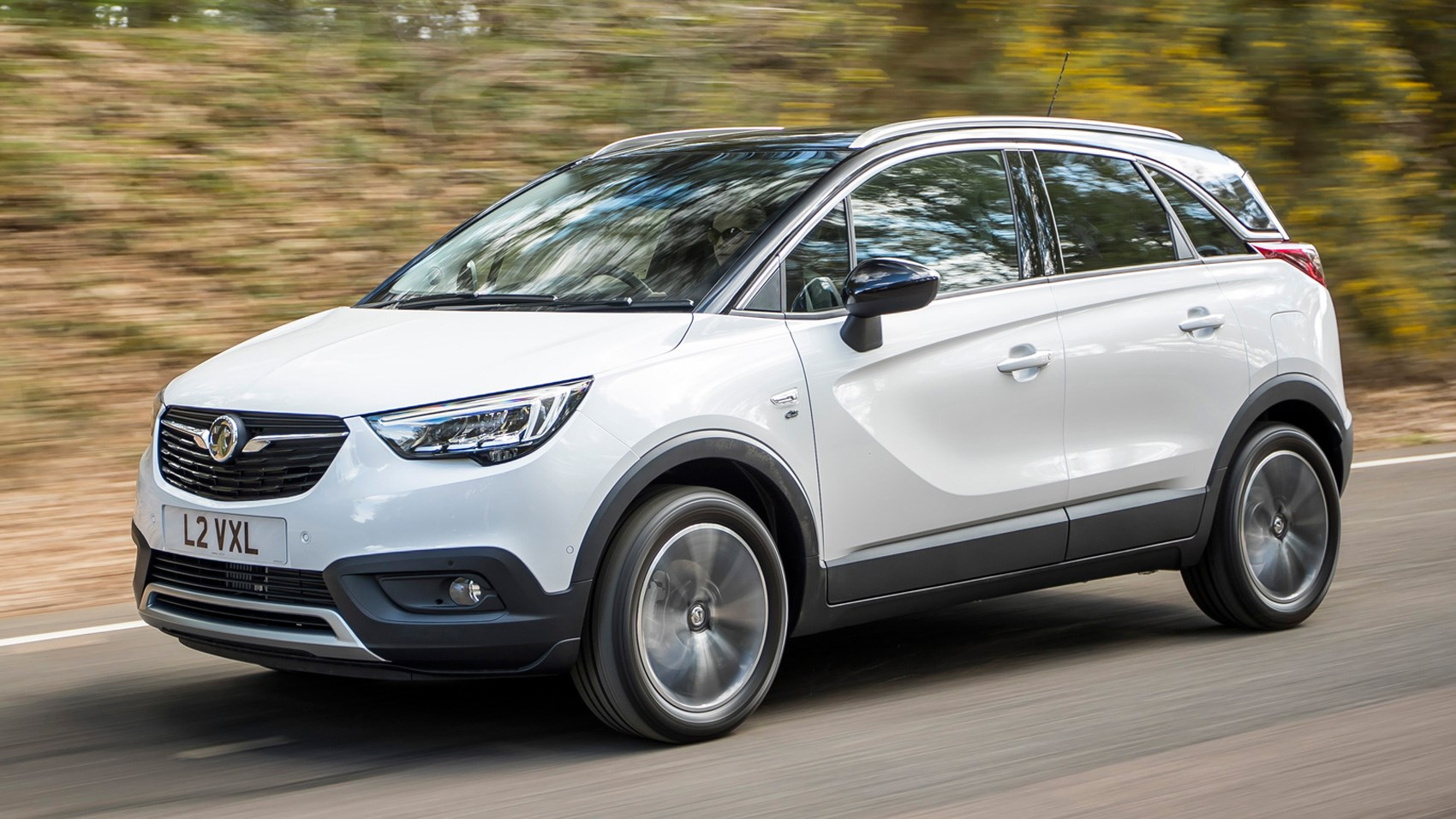 Fear Of Driving >> Vauxhall Crossland X (2017) review by CAR Magazine