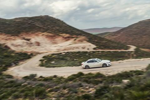 CAR magazine BMW 5-series vs Morocco