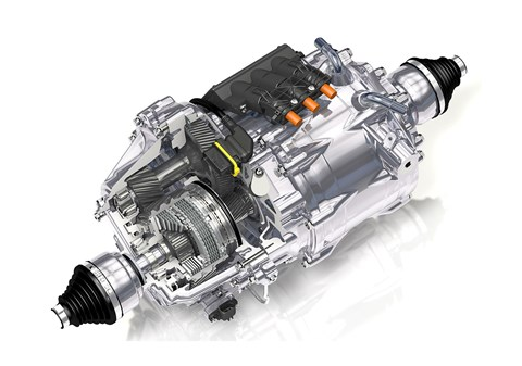 Car gears explained: GKN's eTwinster transmission