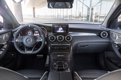 Mercedes GLC: seven-speed transmissions are becoming superseded by double-digit transmissions