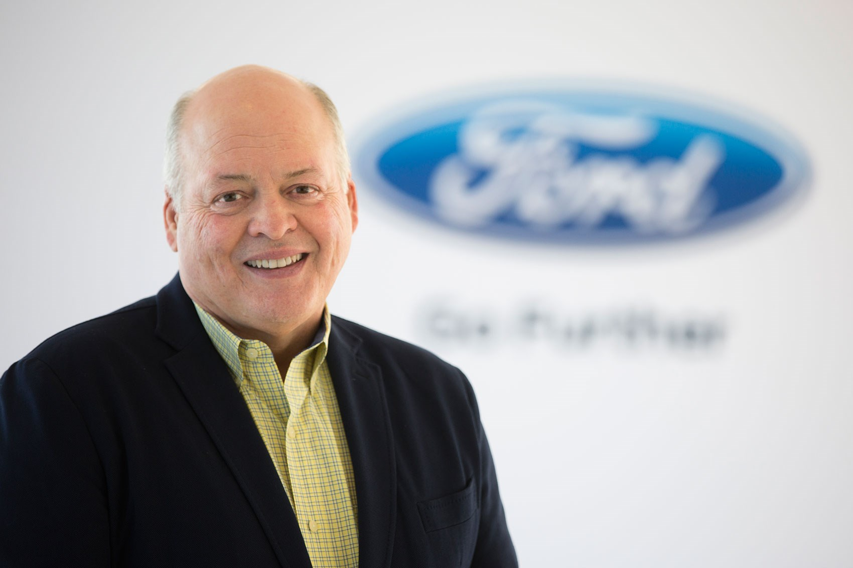 Ford Fires CEO Mark Fields, Comms. Head Ray Day