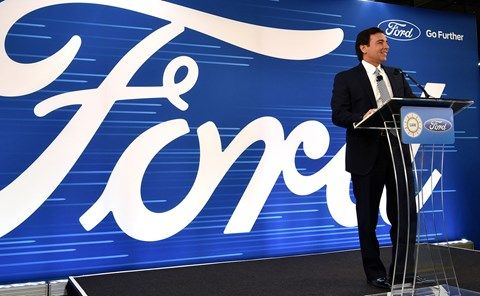 Mark Fields: Ford's ex-CEO