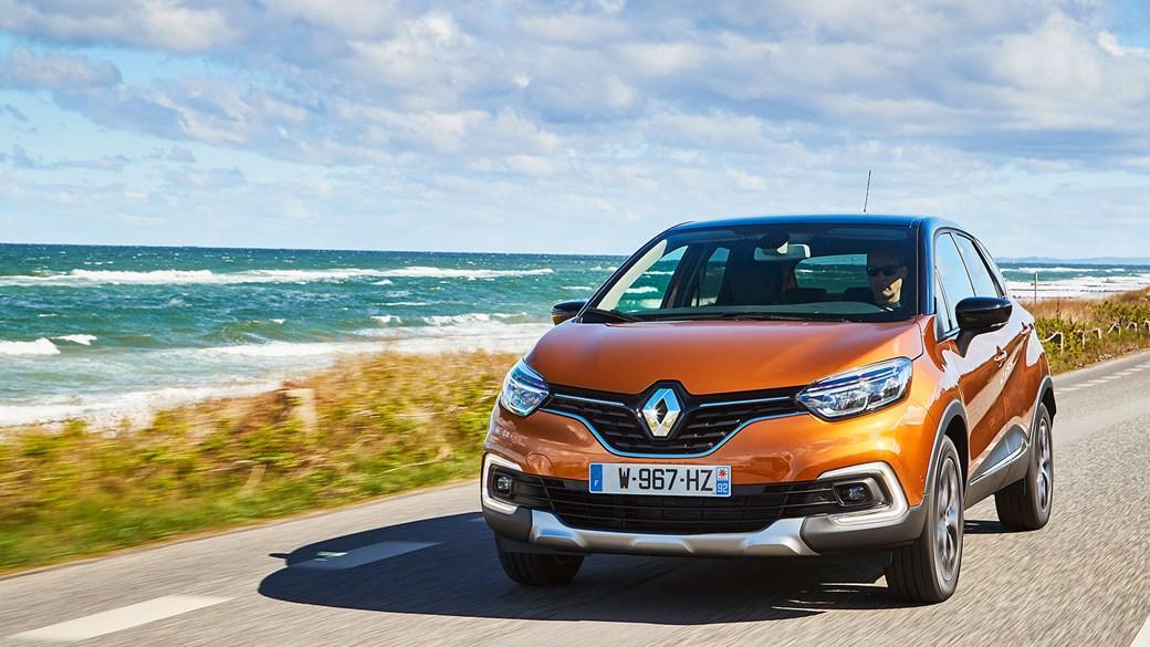 Renault Captur Signature S Nav TCe 120 (2017) review | CAR Magazine