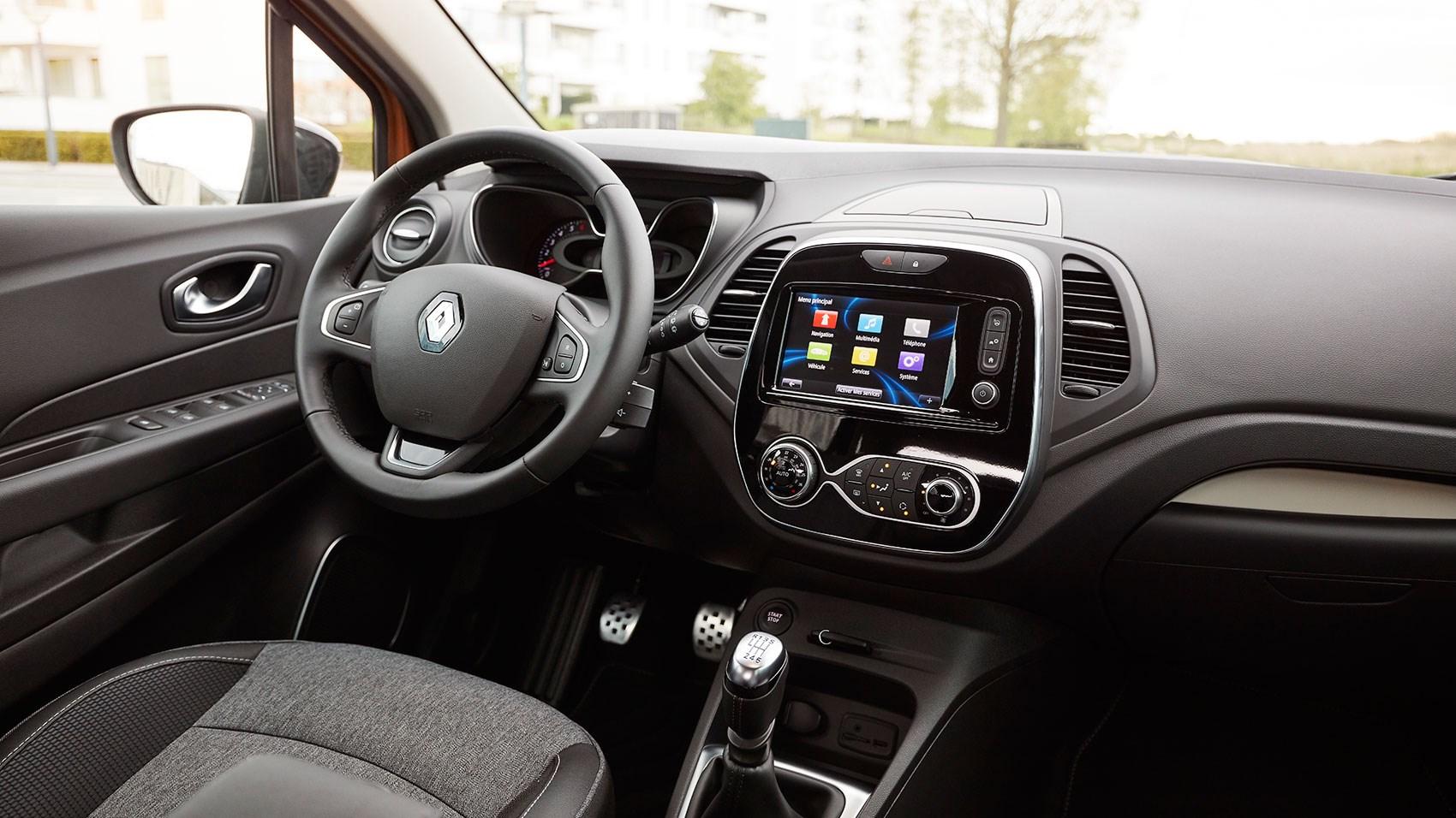Renault Captur Signature S Nav TCe 120 (2017) review   CAR