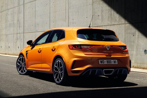 Renault Sport Megane 2017