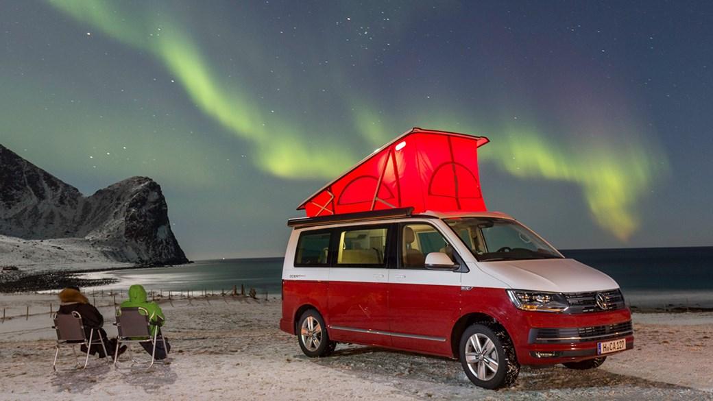 VW California (2017) review: camping at the Arctic Circle | CAR Magazine
