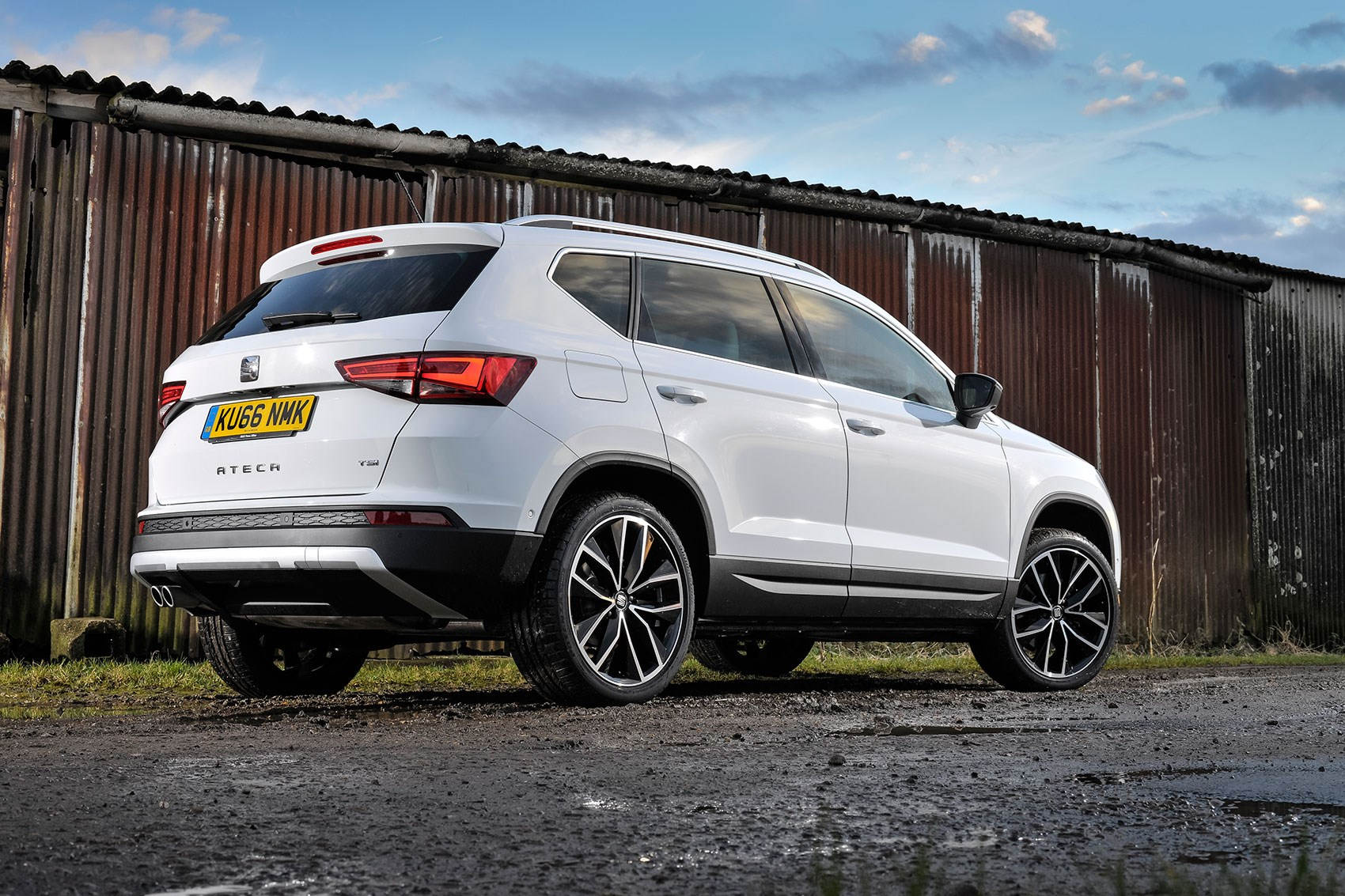 our seat ateca long termer went down so well we bought. Black Bedroom Furniture Sets. Home Design Ideas