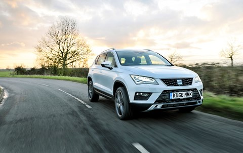 Seat Ateca long-term test review by CAR magazine