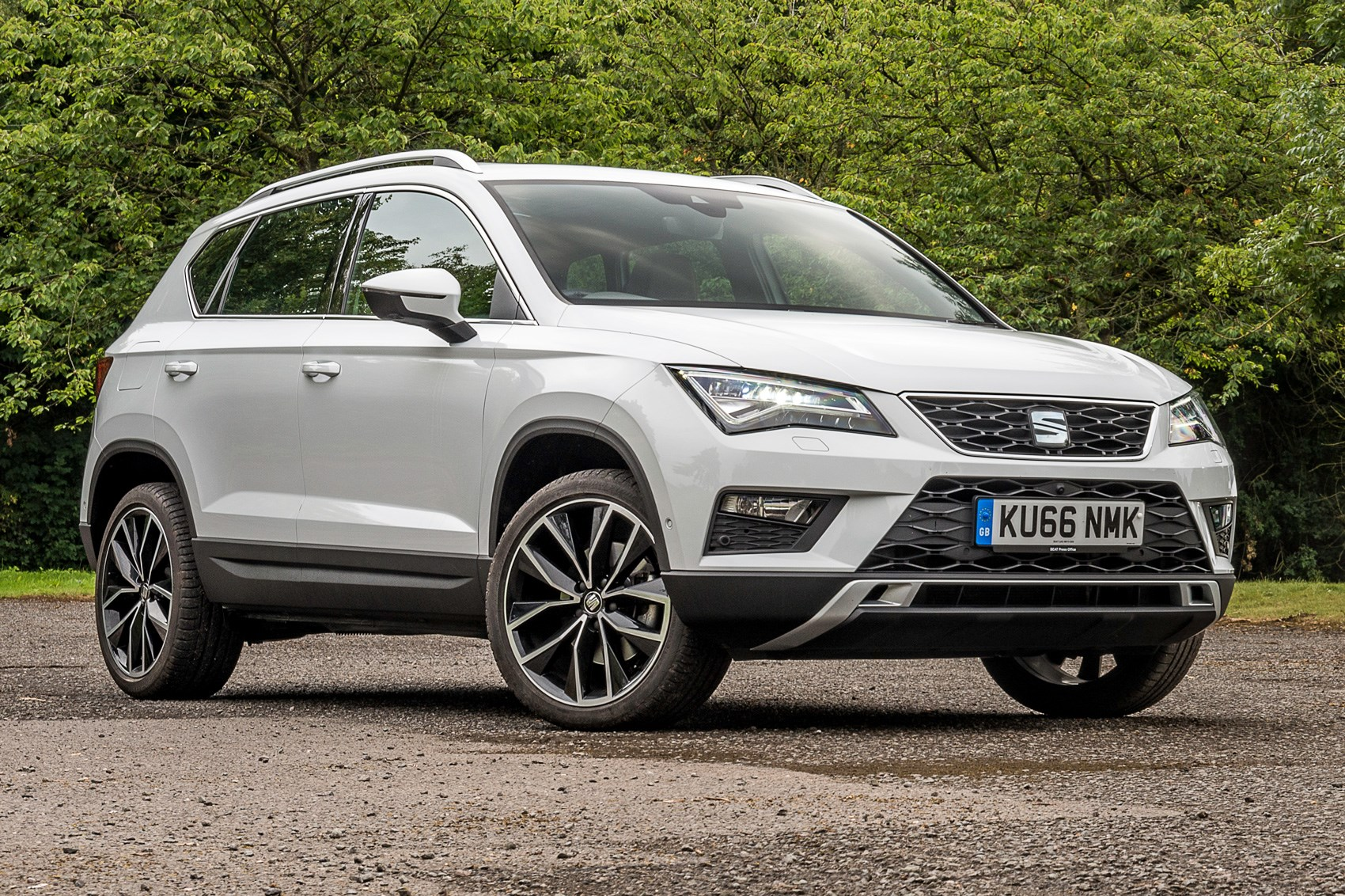 our seat ateca long termer went down so well we bought one by car magazine. Black Bedroom Furniture Sets. Home Design Ideas