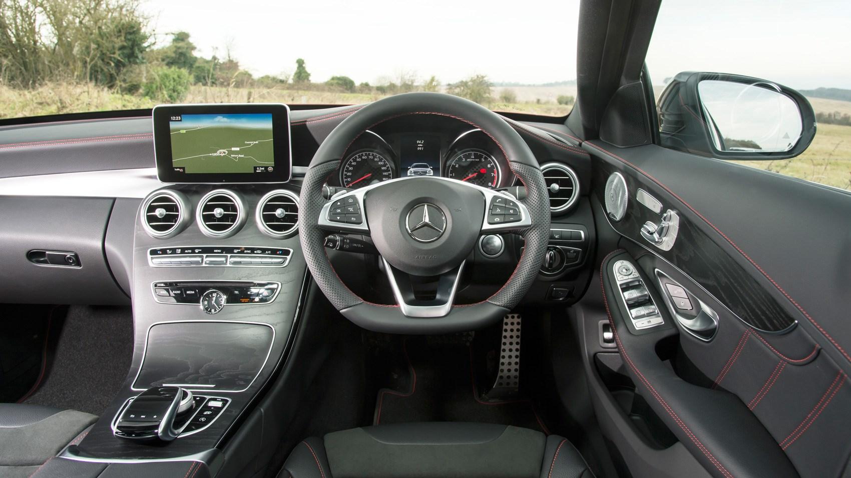 Mercedes-AMG C43 saloon (2017) review | CAR Magazine