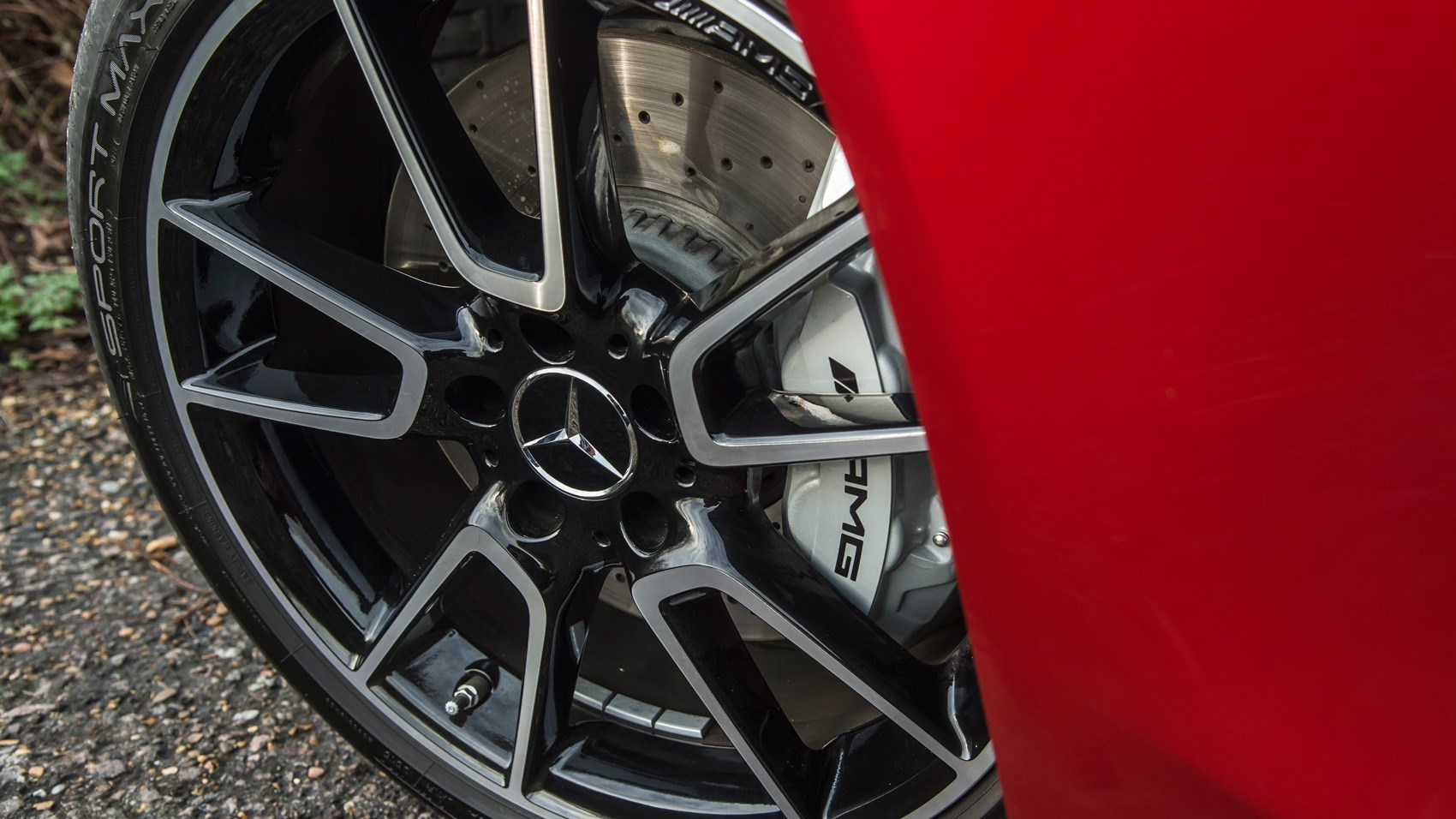 Mercedes-AMG C43 wheel