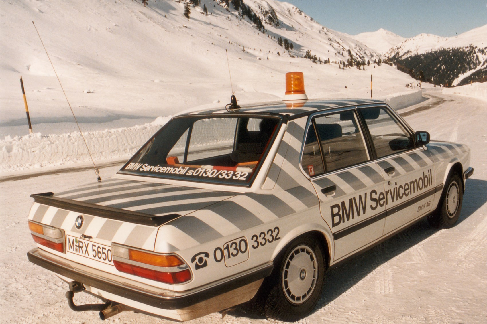 Gallery: 45 years of the BMW 5-series by CAR Magazine
