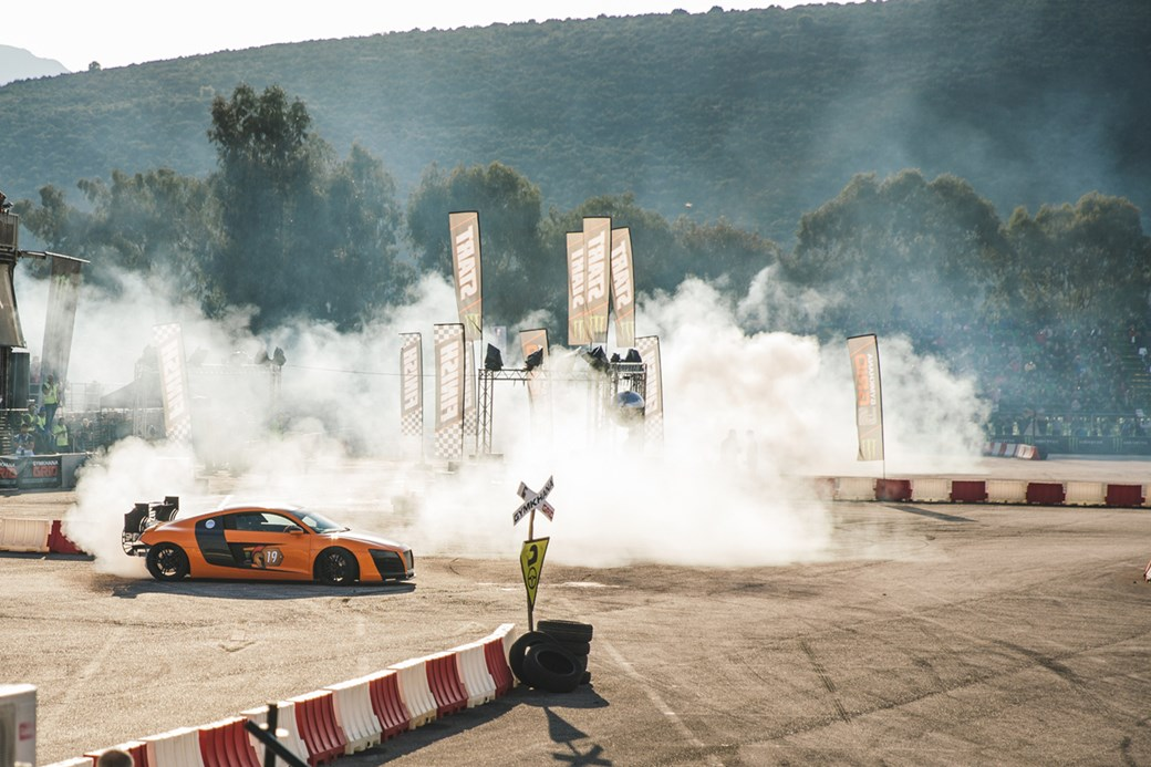 Watch Tv Show Turns Innocent Audi Into Drift Monster By Car