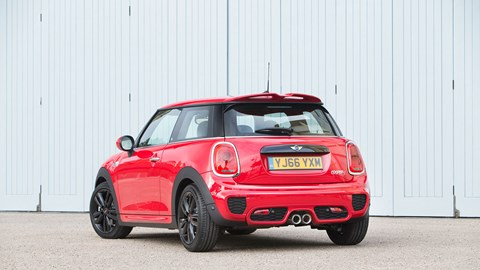 Mini Cooper S Works 210 2017 Review