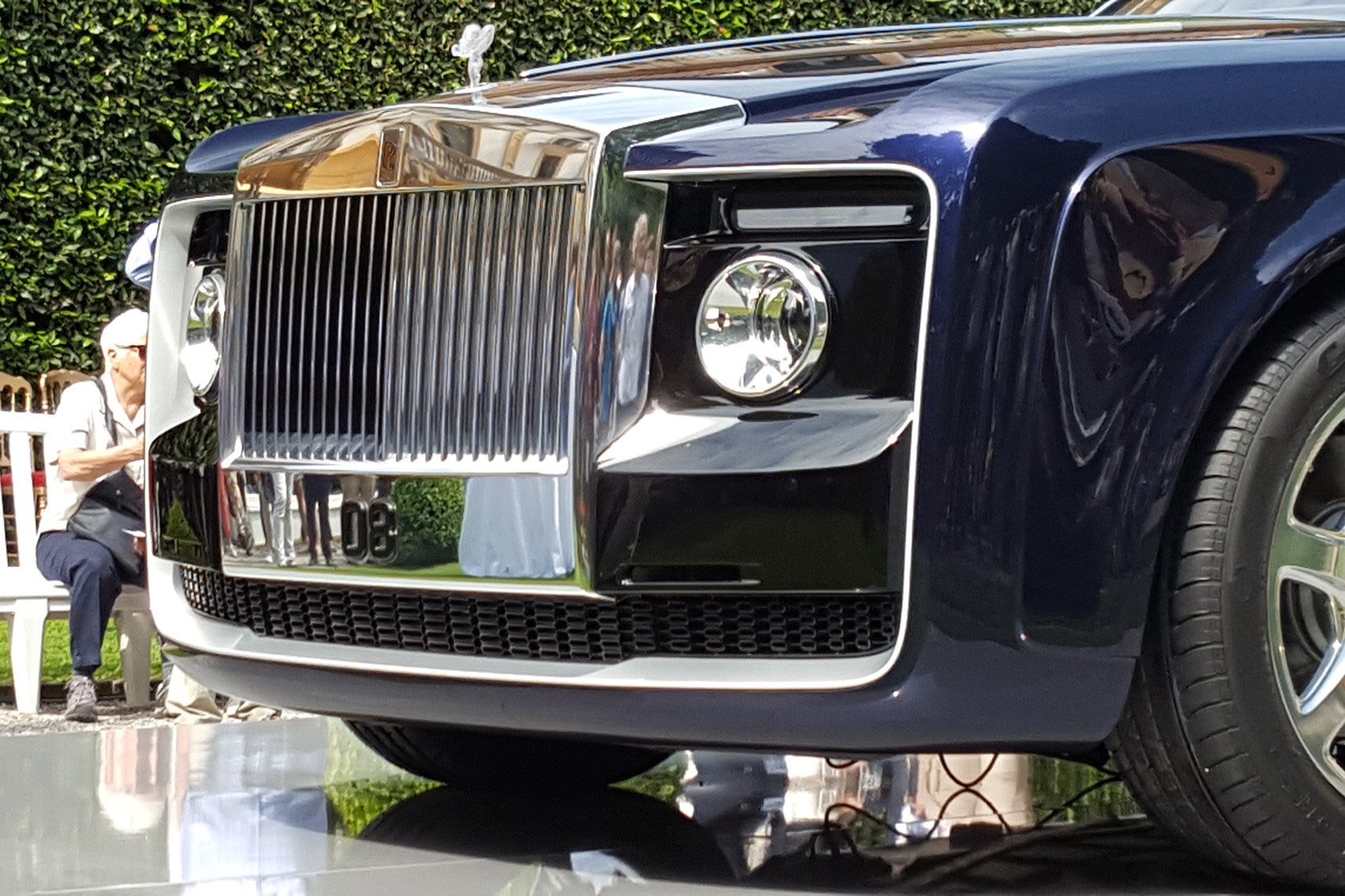rolls royce sweptail 39 probably the most expensive car ever 39 car magazine. Black Bedroom Furniture Sets. Home Design Ideas