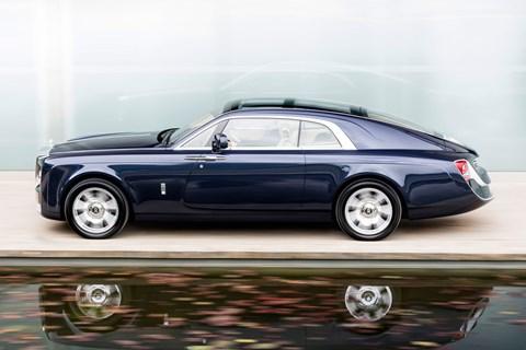 Rolls-Royce Sweptail at Villa d'Este 2017