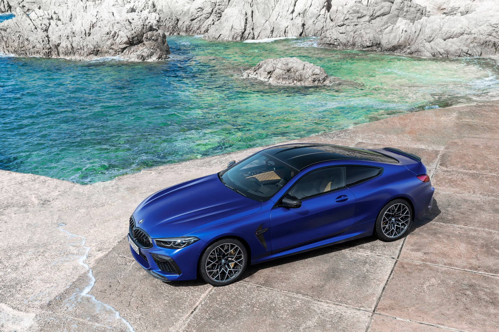 BMW Serie 8 Coupe (2019) 20