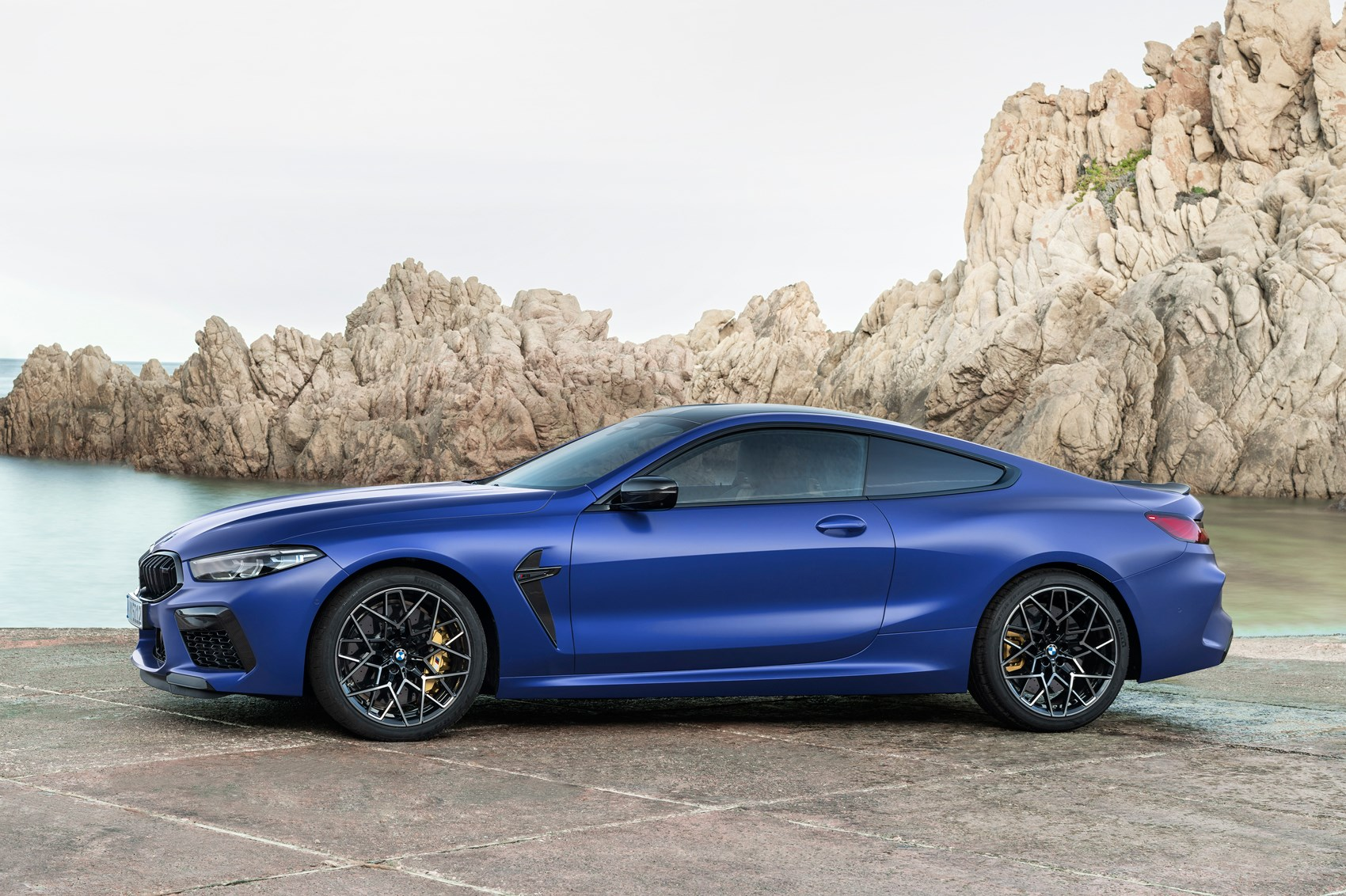 Bmw M8 Competition Here Come The M Performance Parts Car Magazine