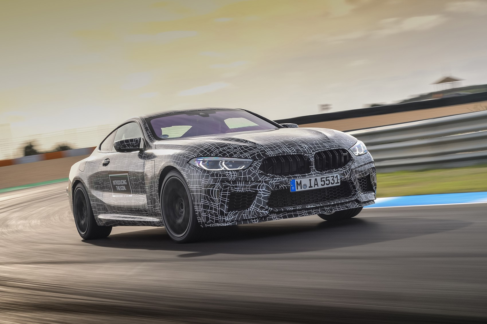 All New Bmw M8 2019 Munich S Mega Coupe Coming In