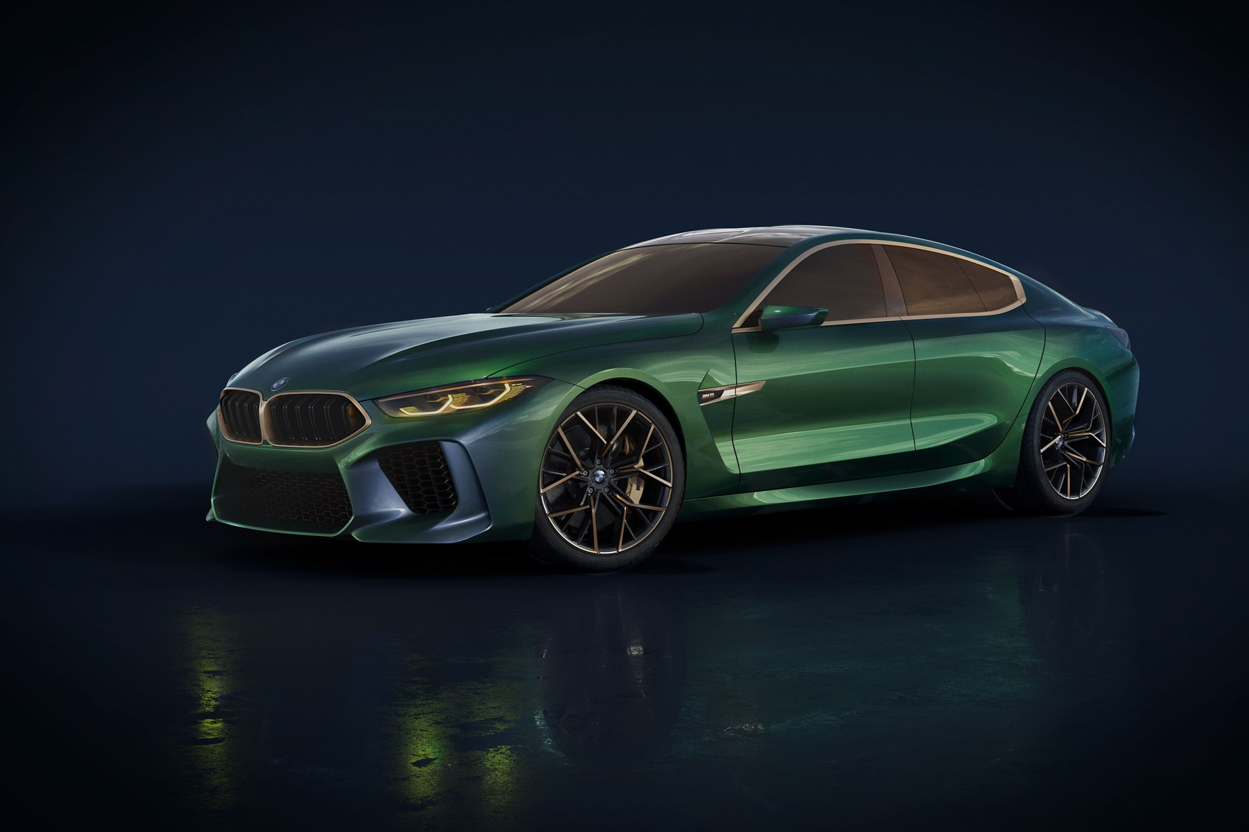 it 39 s official the new bmw concept m8 gran coupe car magazine. Black Bedroom Furniture Sets. Home Design Ideas