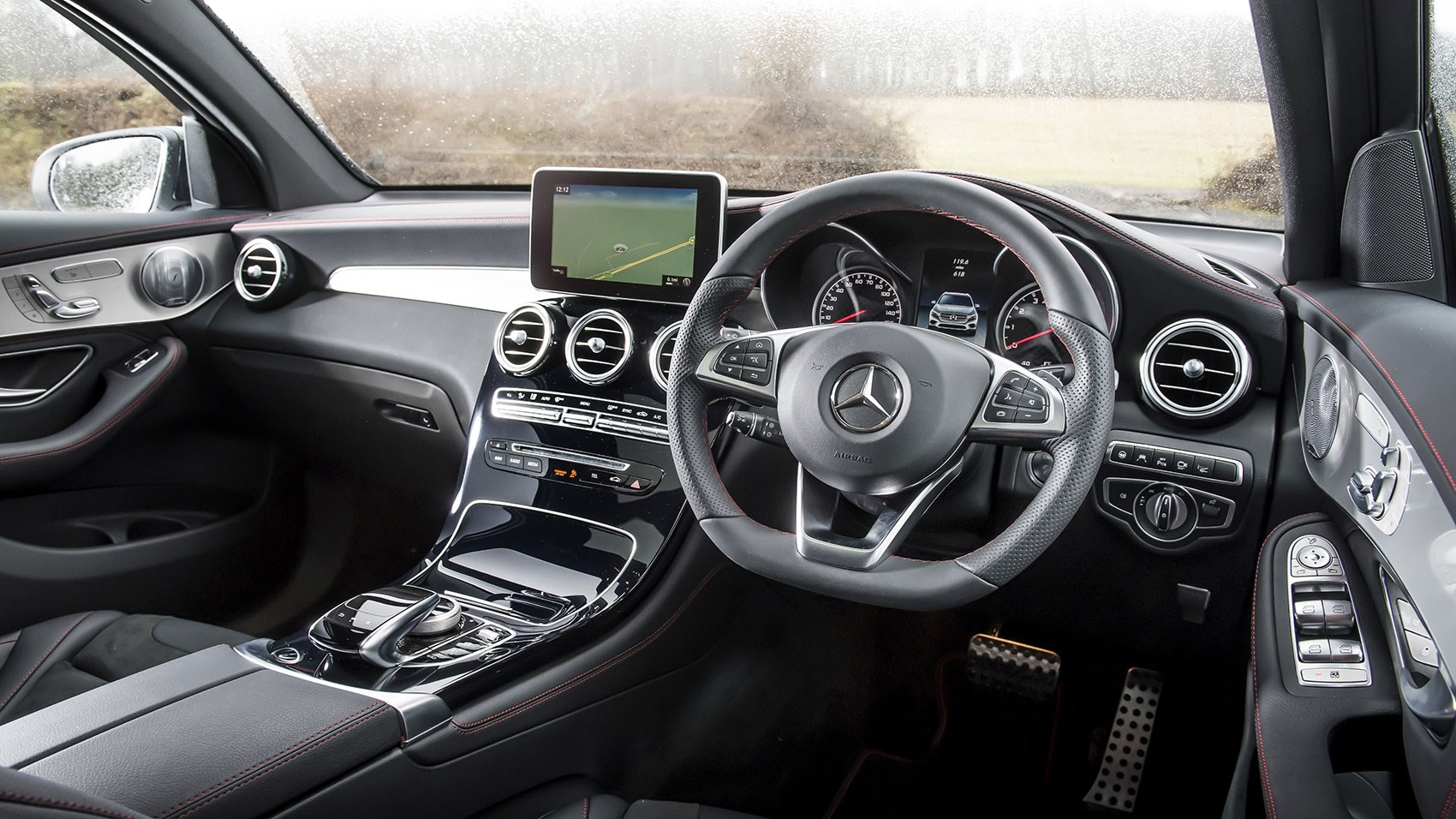 Mercedes-AMG GLC43 4Matic Coupe (2017) review by CAR Magazine