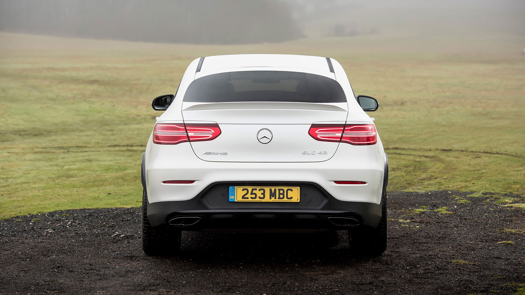 mercedes amg glc43 4matic coupe 2017 review car magazine. Black Bedroom Furniture Sets. Home Design Ideas
