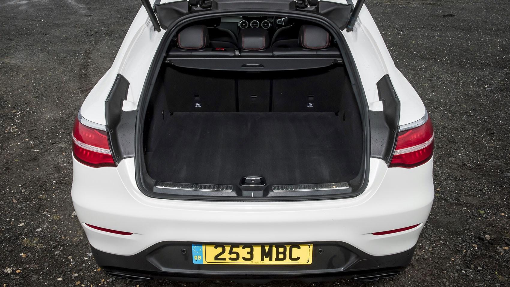 Mercedes Amg Glc43 4matic Coupe 2017