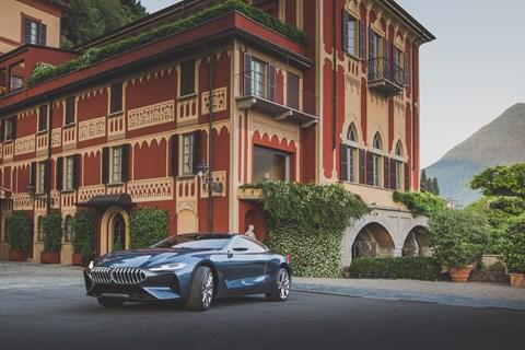 Villa d'Este 2017 BMW 8-series