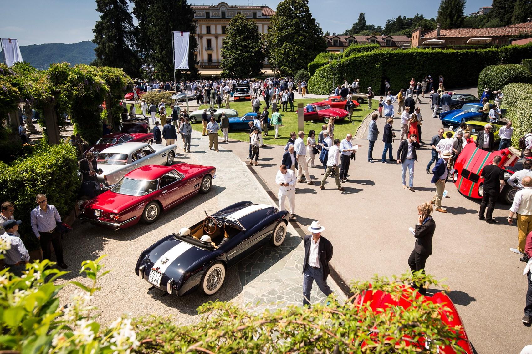 Villa D Este 2017 In Pictures The Glitz Glamour Cars
